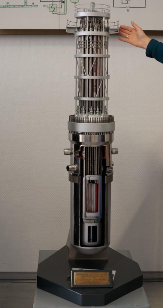 Reaktormodell WWER-440